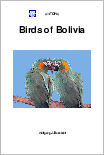 Birds of Bolivia